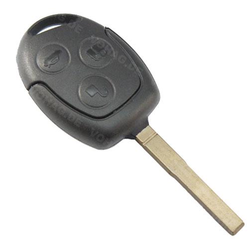 Ford- Schlüssel Oberteil und Unterteil Hufeisen mit HU101 Rohling