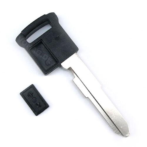 Suzuki- Notfall- Autoschlüssel für eine Smartcard