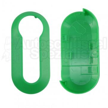 Grüner Klappschlüssel Gehäuse Clip