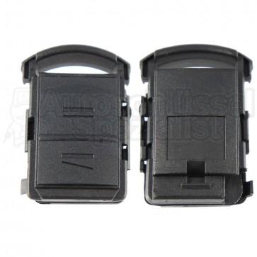 Opel- 2 Tasten Schlüsselgehäuse für Autoschlüssel