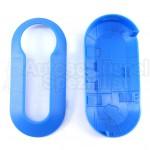 Gehäuseclip in Blau für Klappschlüssel