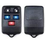 Ford- 5 Tasten Schlüsselgehäuse Fernbedienung