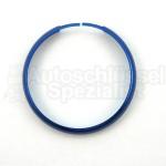 Mini- Schlüsselgehäuse Ring in Blau