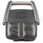 Opel- 3 Tasten Gehäuse (Modern) für Fahrzeugschlüssel