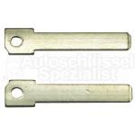 VA6 - Schlüsselrohling für Smart 451