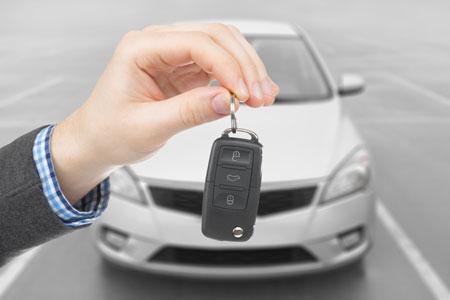 Fahrzeugschlüssel verloren, Ersatz nachmachen